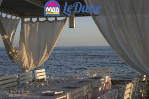 Beach-Cabana - Cena sul mare