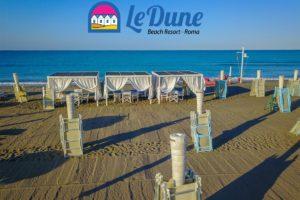 Beach-Cabana - spiaggia di giorno