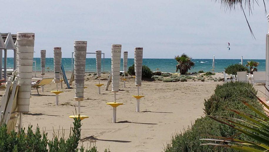 Plastic Free - Le Dune Beach Resort